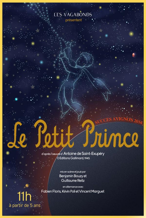 LE PETIT PRINCE - Benjamin Bouzy