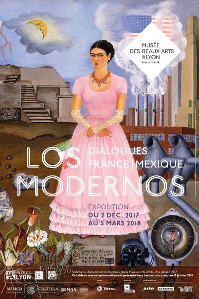 LOS MODERNOS. DIALOGUES FRANCE-MEXIQUE