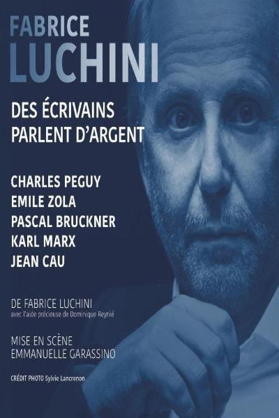 DES ECRIVAINS PARLENT D'ARGENT