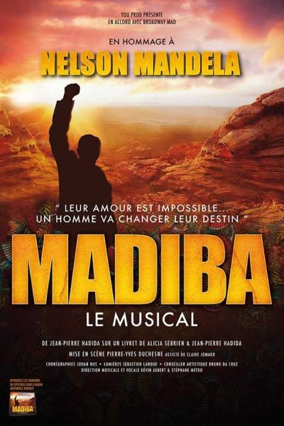 MADIBA, LE MUSICAL - HOMMAGE A NELSON MANDELA