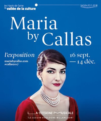 MARIA BY CALLAS, L'EXPOSITION