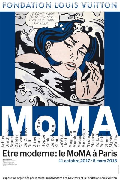 ETRE MODERNE. LE MOMA A PARIS