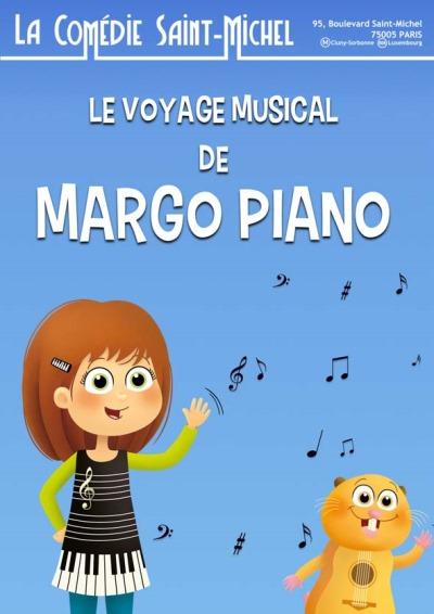 LE VOYAGE MUSICAL DE MARGO PIANO