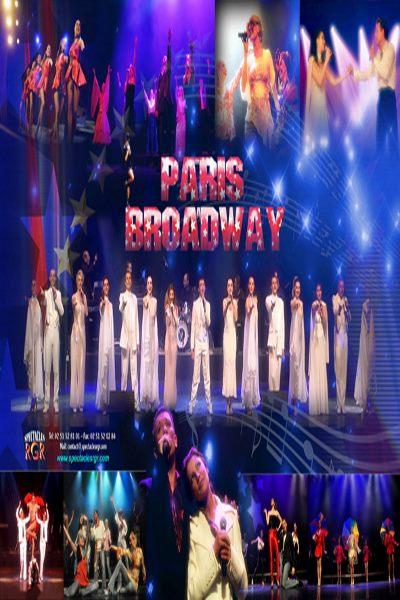 DE PARIS A BROADWAY