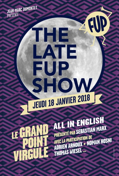 THE LATE FUP SHOW