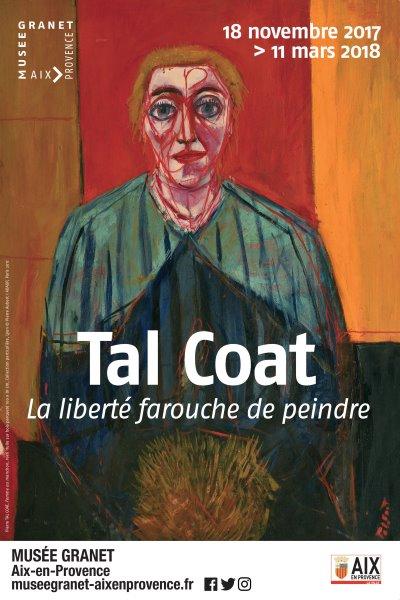 TAL COAT - LA LIBERTE FAROUCHE DE PEINDRE