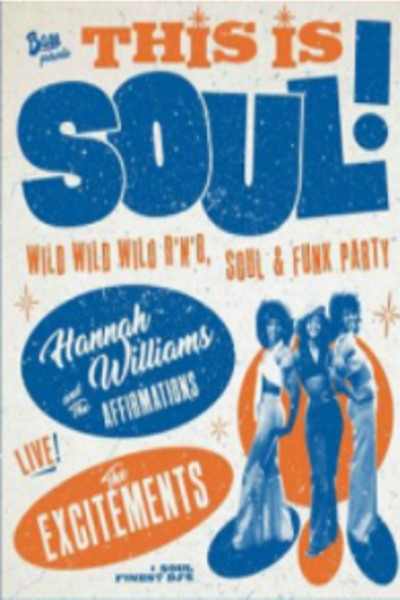 THIS IS SOUL !