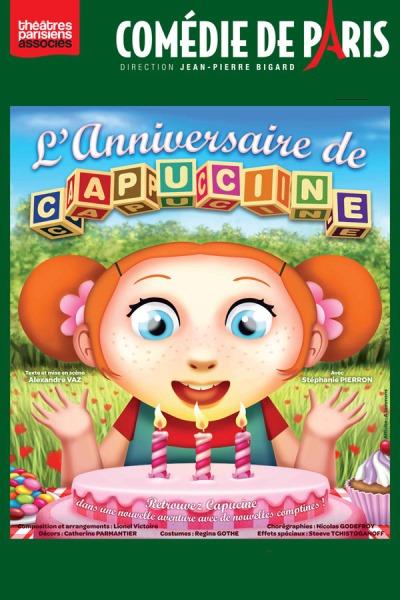 L'ANNIVERSAIRE DE CAPUCINE