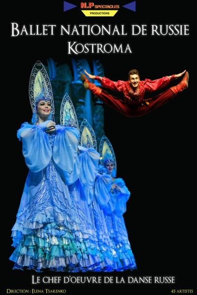 KOSTROMA (BALLET NATIONAL DE RUSSIE)