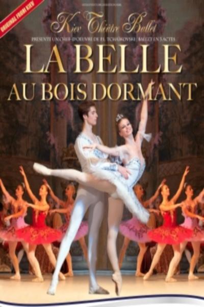 LA BELLE AU BOIS DORMANT (BALLET) (THEATRE MUNICIPAL DE KIEV)