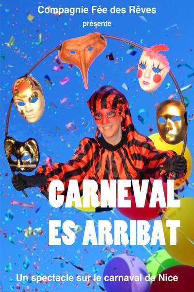 CARNEVAL ES ARRIBAT