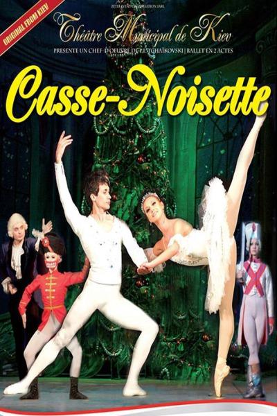 CASSE NOISETTE (Theatre Municipal De Kiev)