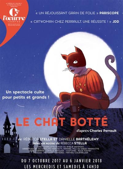 LE CHAT BOTTE (Rebecca Stella)