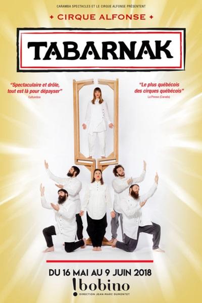 TABARNAK (CIRQUE ALFONSE)