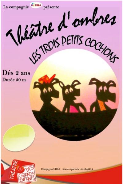 LES TROIS PETITS COCHONS (LAURENT GIL)
