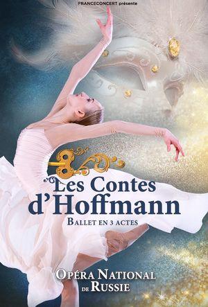 LES CONTES D'HOFFMANN (Ballet et Orchestre de l'Opera National de Russie)