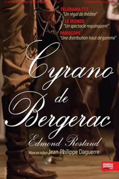 CYRANO DE BERGERAC - JEAN PHILIPPE DAGUERRE