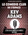 concert Comedie Club Kev Adams