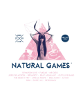 NATURAL GAMES 2013 - ACTION CLIP