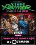 RESERVER / Sortez les leggings léopard : Steel Panther en concert à Paris le 28 Janvier !