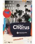 Le festival Chorus dévoile ses premiers noms !