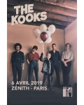 The kooks en concert intimiste le 7 juin à Paris