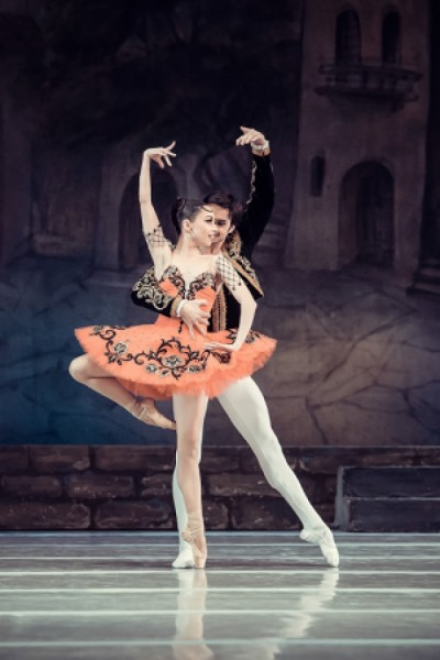 DON QUICHOTTE - BALLET OPERA NATIONAL DE KIEV