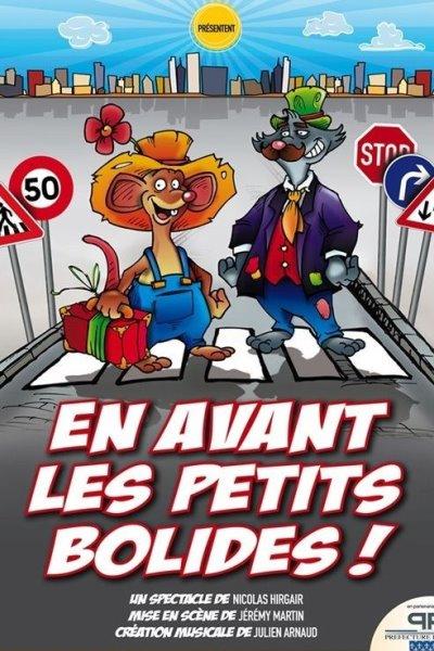 EN AVANT, LES PETITS BOLIDES !