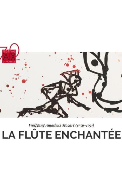 LA FLUTE ENCHANTEE (SIMON McBURNEY)