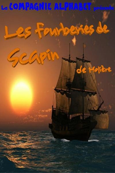 LES FOURBERIES DE SCAPIN (SEBASTIEN MORENA)