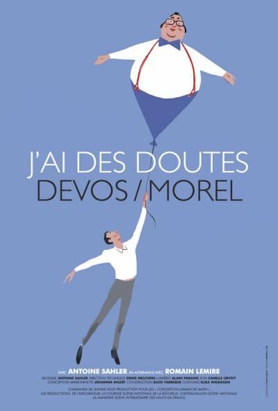 J'AI DES DOUTES : DEVOS / MOREL