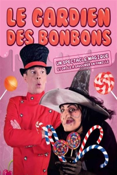 LE GARDIEN DES BONBONS