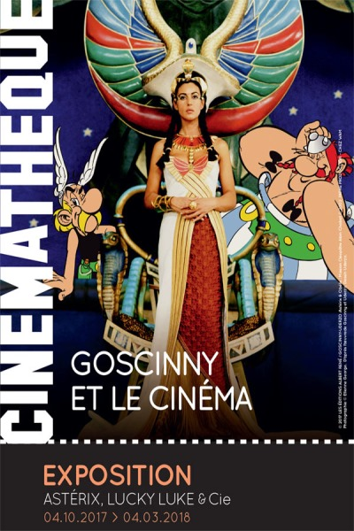 GOSCINNY ET LE CINEMA