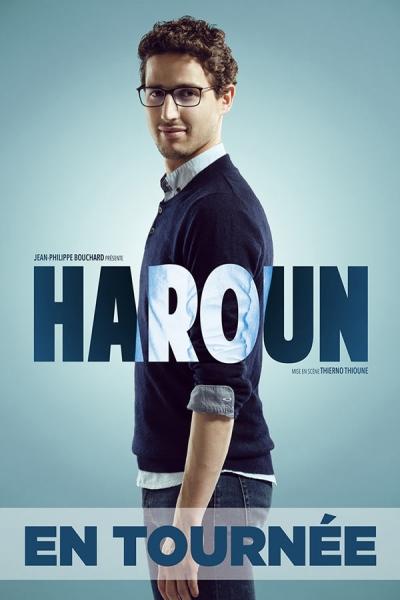 HAROUN - NOUVEAU SPECTACLE