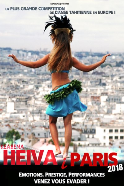 HEIVA I PARIS LES TROUPES