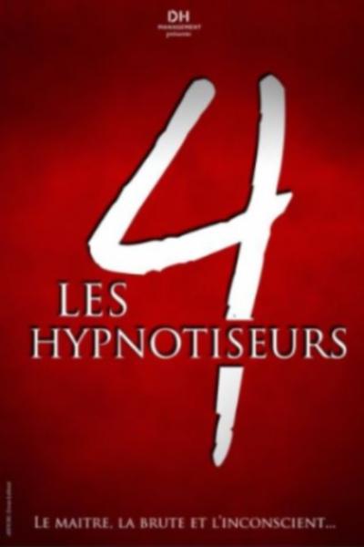 LES 4 HYPNOTISEURS