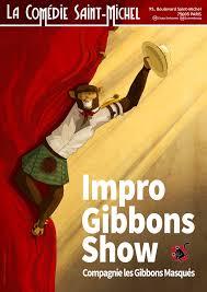 IMPRO GIBBONS SHOW