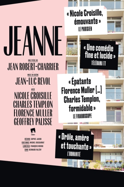 JEANNE (JEAN LUC REVOL)