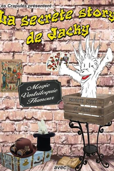 LA SECRETE STORY DE JACKY