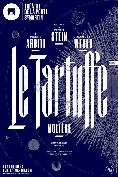 LE TARTUFFE - PETER STEIN