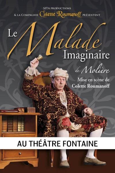 LE MALADE IMAGINAIRE (COLETTE ROUMANOFF)