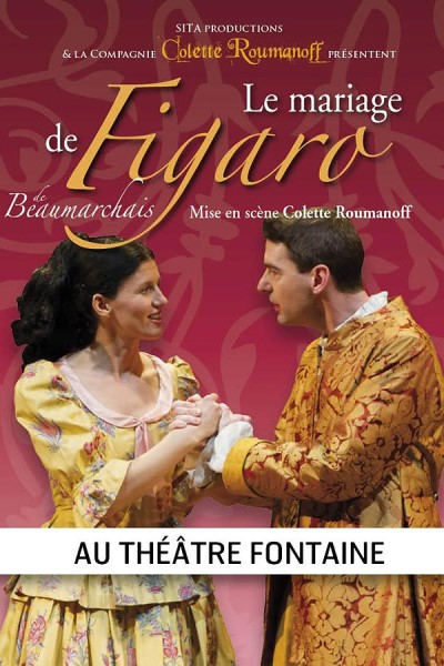 LE MARIAGE DE FIGARO - COLETTE ROUMANOF