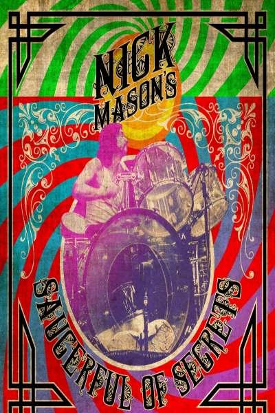Concert festival Les Nuits de Fourvière de NICK MASON