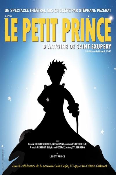 LE PETIT PRINCE (STEPHANE PEZERAT)