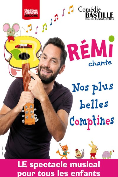 REMI LE ROI DES COMPTINES