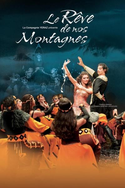 LE REVE DE NOS MONTAGNES
