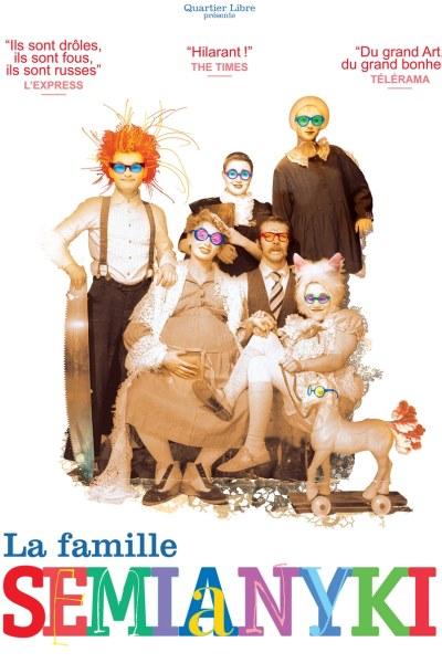 LA FAMILLE SEMIANYKI