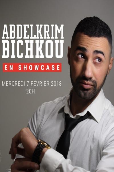 ABDELKRIM BICHKOU EN SHOWCASE