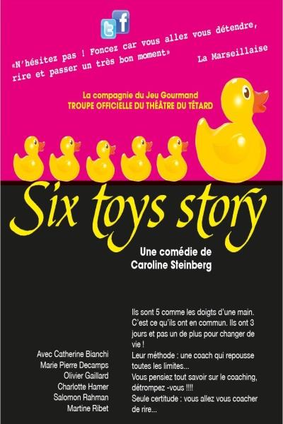 SIX TOYS STORY