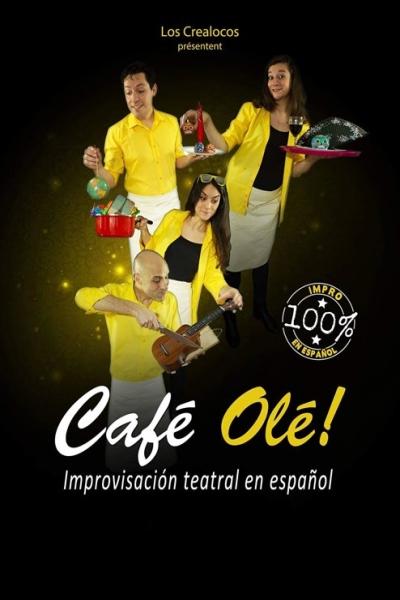 CAFE OLE (en espagnol)